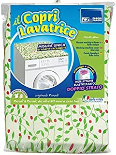 通用洗衣机 60x60 cm 休闲幻想,遮盖带弹性洗衣机的洗衣机,洗衣机的遮盖洗衣机,棉布和涤纶艺术 215