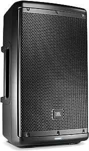 JBL Professional EON610 便携式2路多功能自供电扩声有源音箱,10英寸(约25.4厘米)