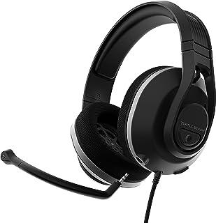 Turtle Beach 海龟海滩侦察 500 有线多平台游戏耳机 适用于 PlayStation 5、PS4、Xbox 系列 X|S、Xb1 和 Nintendo Switch - 黑色 - PlayStation 5