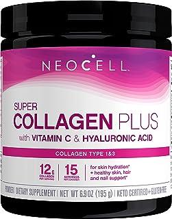 NeoCell Derma Matrix 胶原蛋白复合粉,胶原蛋白 1 & 3 型,6.46 盎司(约 183.1 克)(包装随机发货)