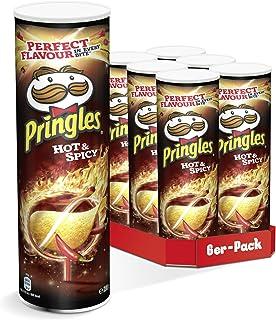 Pringles 麻辣薯片,6罐聚会装(6 x 200g)