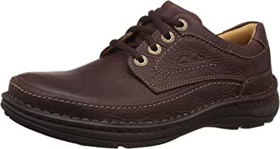 Clarks Men's Nature II Derbys 男士皮鞋
