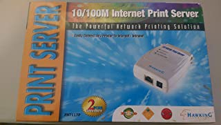 Hawking PN7117P 1 端口 10/100 IPP 打印服务器