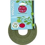 VELCRO 品牌 VEL-30071-美国 ONE-WRAP 花园领带 | 植物支撑 | 强力握把可重复使用和可调节…