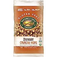 Nature's Path Organic, Crunchy Maple Sunrise, 23.8 Ounce