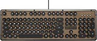 Azio 复古经典USB (Elwood) -豪华复古背光机械键盘