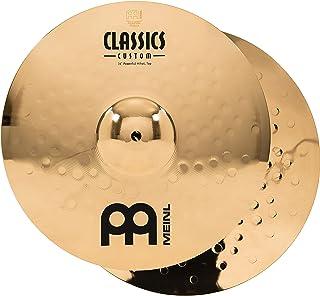 "MEINL Classics Custom 系列 踩镲 14"" Powerful Hihat 一对 CC14PH-B"