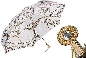 Pasotti 女式伞,优雅女士伞,昂贵的配饰