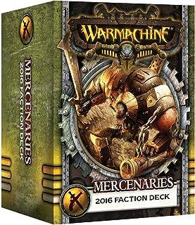 Warmachine:Mercenaries 派克纸箱MKIII(Privateer Press)