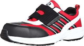 Midori Anzen *工作鞋 JSAA认证 轻量 魔术型 专业运动鞋 SL605 男士