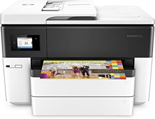 HP 惠普 OfficeJet Pro 7740 格式一体式彩色喷墨打印机 - 黑色,白色