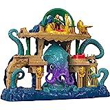 Fisher-Price Imaginext DC 《*英雄战队》海蓝玩具套装