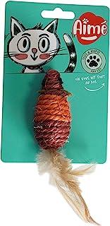 Aime Eco Sisal 猫鼠玩具