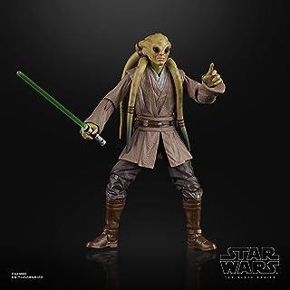 Star Wars 黑色系列套件 Fisto 玩具 6 英寸比例克隆战争收藏版动作公仔