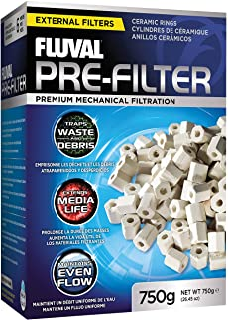 Fluval Pre-Filter Media - 750 grams/26.45 ounces