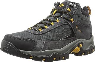 Columbia Men's Granite Ridge Mid Waterproof Boot, Breathable, Microfleece Lining