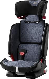 britax 宝得适 Römer 汽车安全座椅,适合9-36公斤的人群,ADVANSAFIX IV M Isofix组1/2/3,蓝色大理石