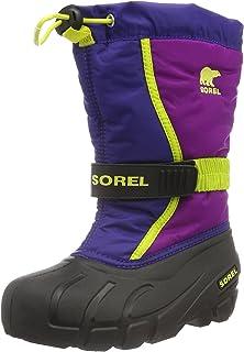 sorel 青年 flurry-k 雪地靴