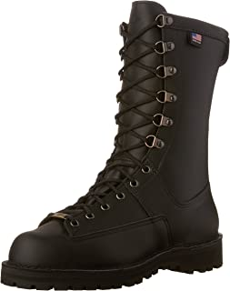 Danner 男式 Fort Lewis 10英寸(约25.4厘米)制服靴