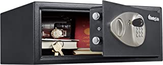SentrySafe X075 数字键盘*保险箱,0.7立方英尺(中等宽度),黑色