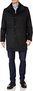 HART SCHAFFNER MARX 男式羊毛混纺外套