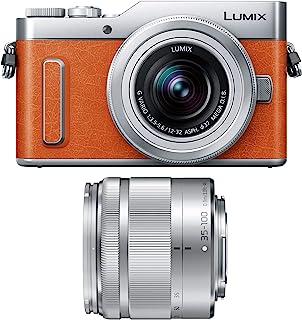 Panasonic松下 无反光镜单反相机 LUMIX GF90 双镜头套件 标准变焦镜头/附远摄变焦镜头