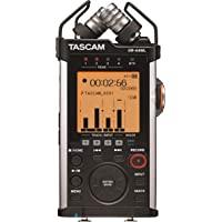 Tascam DR-44WL 手持便携式录音机,带 WiFi