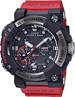 Casio 卡西欧 GWFA1000-1A4 Frogman 男式手表 红色 56.7mm 碳/不锈钢