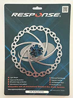 Response Pulse 180 毫米盘式刹车盘,带螺栓