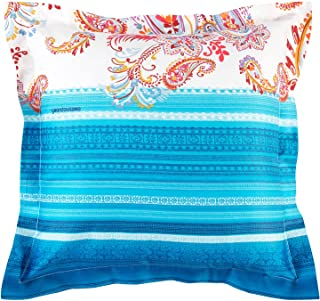 Bassetti Tosca 枕套,棉,Azur,65x65 厘米