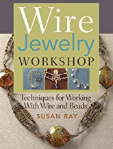 Wire-Jewelry Workshop: Techniques For Working With Wire & Beads (English Edition)