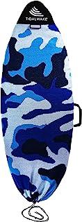 Tidal Wake TAG-IT Surf & Wake Board 袜袋内置名称标签,圆鼻样式,152.4 厘米,为您的包包包包增添个性!