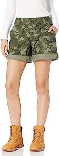 Carhartt 女式原创修身 El Paso 印花短裤