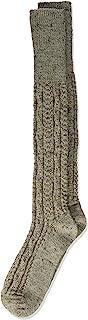 Lusana 男孩及膝袜 儿童及膝袜 Loden Tweed