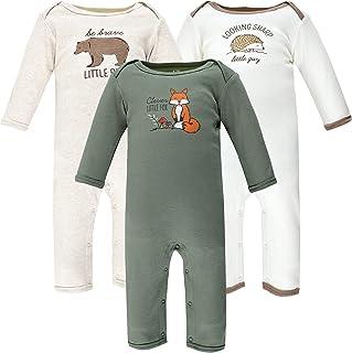 Hudson Baby 中性款婴儿棉质连体衣