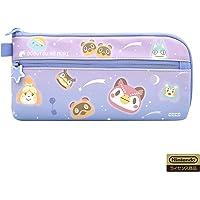 【任天堂许可商品】动物森林 手包 for Nintendo Switch【适用于任天堂Switch】