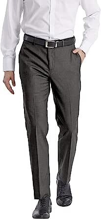Calvin Klein 男士修身贴合正装裤