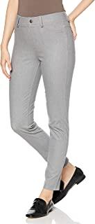 [Gunze 郡是] 弹力裤 Tuche 打底裤 紧身款式 WW Wonder Warm 带裤袢 仿羊毛 内起绒 全长裤 女款