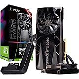 EVGA GeForce RTX 2080 SUPER FTW3 HYBRID 游戏,08G-P4-3288-KP,8G…