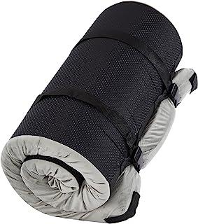 Hbaid 卷起*泡沫野营床垫 - 便携式床垫,防水套,旅行袋,轻质户外帐篷床垫