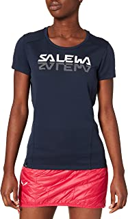 Salewa Damen *Sporty Graphic Dry W S/S Tee T-Shirt