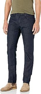 J Brand Jeans 男式 Kane 直筒五口袋牛仔裤 Hirsch 30