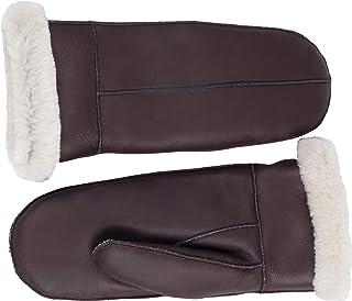 Zavelio 女式优质羊皮毛手套