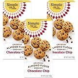 Simple Mills Naturally Gluten Free Crunchy Cookies, Chocolat…