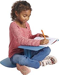ECR4Kids The Surf 便携式膝盖桌,笔记本电脑支架,书写桌 1-包每包 1 条 ELR-15810-PE 1