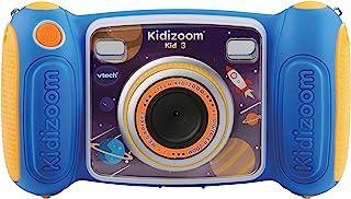 VTech 伟易达 80-193634 Kidizoom 儿童 3 蓝色 儿童相机 多色