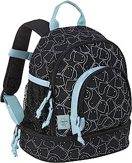 Lässig Spooky 儿童背包,27 厘米 黑色(桃红色黑色) 黑色(桃红色黑色)
