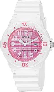Casio 卡西欧 女式 LRW-200H-4CVCF 模拟显示石英白色手表