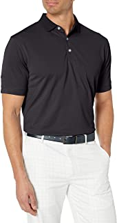 Callaway 男式 Opti-Shield 15 Ottoman 短袖 Polo 衫