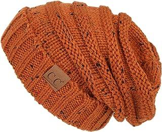 FunkyJunque C.C. 潮流保暖超大厚实软超大针织宽松毛线帽
